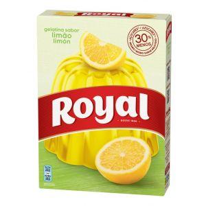 Gelatina de limón royal 114g