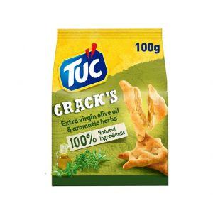 Galletas saladas tuc cracks hierbas provenzales 100gr