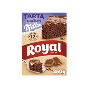 Preparado de tarta de chocolate royal 350g
