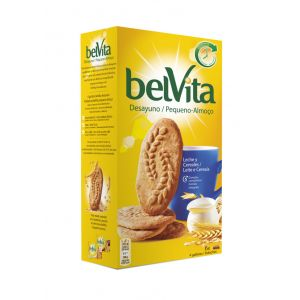 Galleta leche cereles belvita 300gr