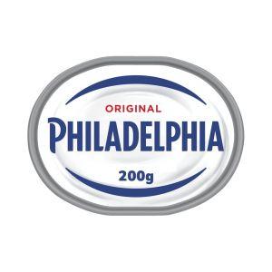 Queso untar philadelphia natural 200g
