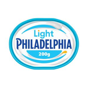 Queso untar philadelphia light 200g