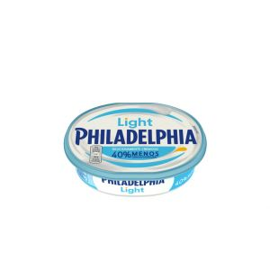 Queso untar philadelphia light 200g