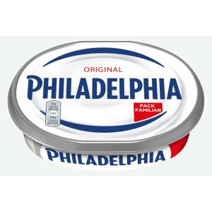 Queso untar philadelphia natural 350g