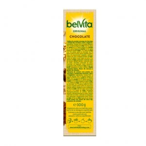 Galleta choco cereales belvita 300gr
