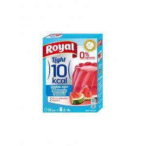 Gelatina 0% azucar sandia royal 31g