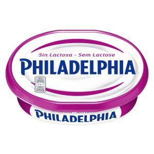 Queso untar philadelphia sin lactosa 150g