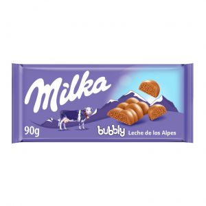 Chocolate bubbly  milka  90g