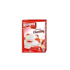 Preparado chantilly nata montada royal 72g