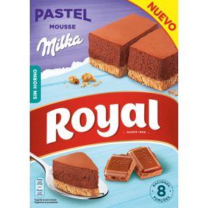 Pastel mousse milka royal 215g