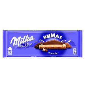 Chocolate  triolade milka  280g