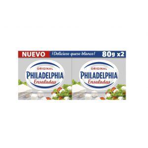 Queso ensaladas philadelphia p2x80g