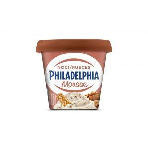 Queso mousse nueces philadelphia 130g