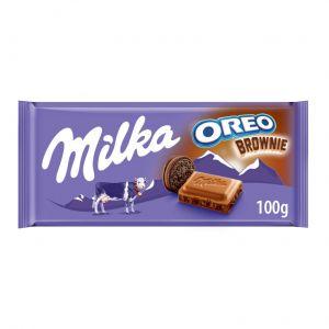 chocolate oreo brownie milka 100g