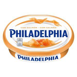 Queso untar philadelphia salmón 150g