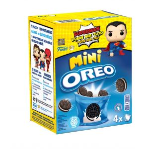 Galleta mini oreo 160g