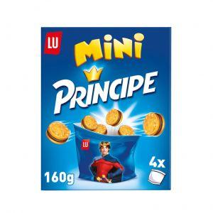 Galleta mini principe lu 160g