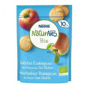 Galletas bio s/glut miel naturnes  150g