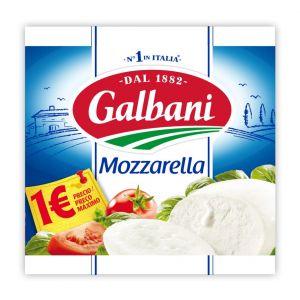 Queso mozzarella frescagalbani 100g