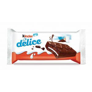 Bizcocho de cacao kinder delice 42g