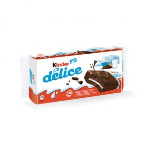 Bizcocho de cacao kinder delice t10 420g