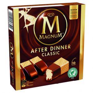Helado magnum after dinner frigo p10x35ml