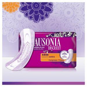 Compresas incontinencia extra ausonia discreet 10ud
