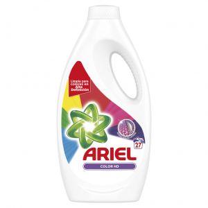 Detergente líquido color ariel 27 dosis 1,755 litros