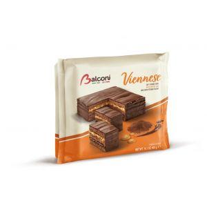 Tarta vienesa chocolate/albaricoque balconi  400g