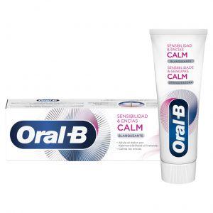 Dentifrico sensible y encias calm original oral b 75ml