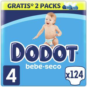 Box dodot t-4 9-15 kg 124 und