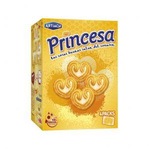 Galleta princesa artiach 120g