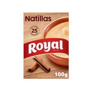 Preparado de natillas caseras royal 100g
