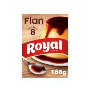 Preparado de flan sobres royal 8ud
