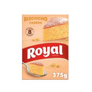 Preparado de tarta de bizcocho royal 375g