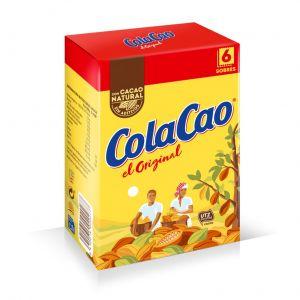 Cacao soluble colacao pack de 6 unidades de 108g