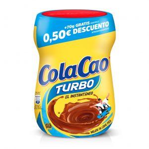 Cacao instantaneo turbo colacao 375g
