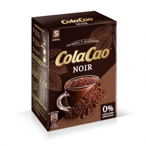 Cacao soluble noir colacalo sobres 5 ud