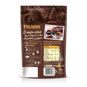 Cacao a la taza original paladin 340 gr