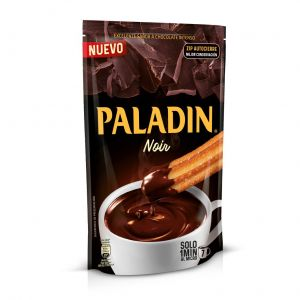 Cacao a la taza noir paladin 250 gr