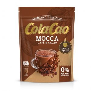 Cacao soluble mocca cafe y cacao colacao 270gr