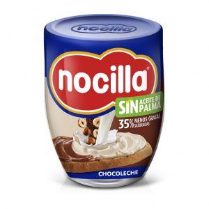 Crema cacao chocoleche nocilla 360gr