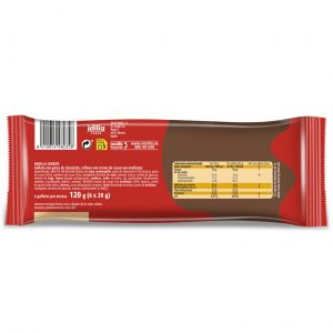 Galleta cookies rellena nocilla 120g