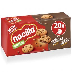 Galleta mini cookies rellena nocilla 160g