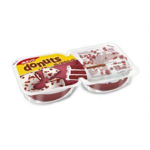 Rosquilla red velvet donut p-2x 70gr