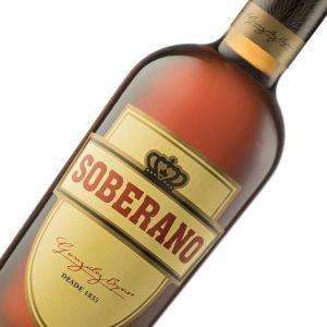 Bebida espirituosa soberano botella de 1l