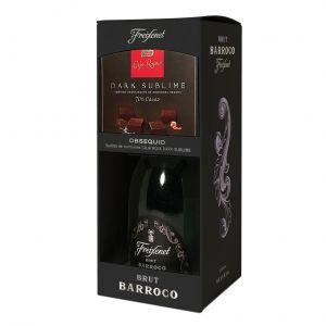 Cava brut freixenet barroco botella de 75cl