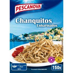 Chanquitos enharinados pescanova 150g