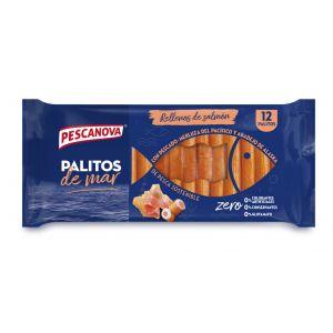 Palitos con salmon pescanova 260gr