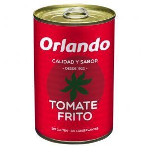 Tomate frito orlando lata 410g